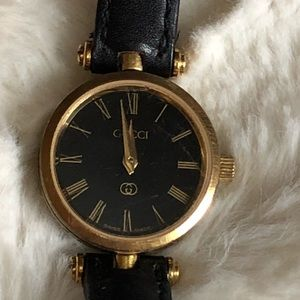 Authentic vintage Gucci watch